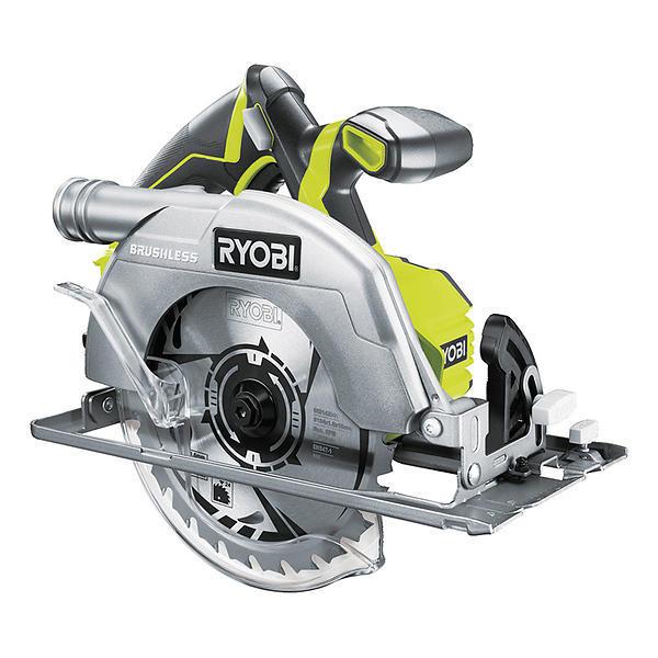 Ryobi R18CS7-0 Cirkelsåg Borstlös 18V