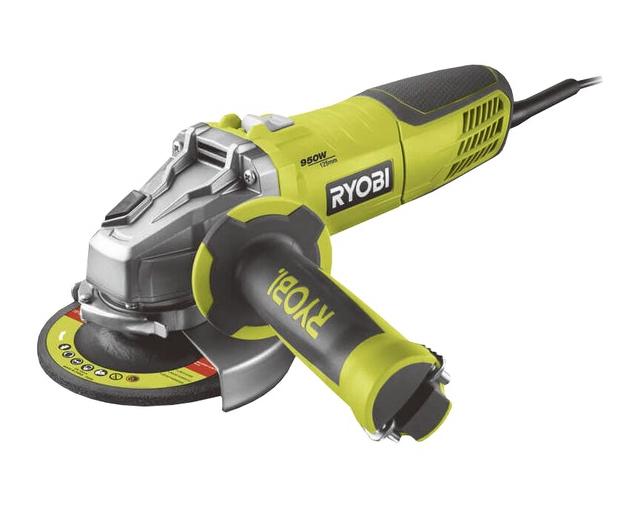 Ryobi RAG950-125S Vinkelslip 950W *