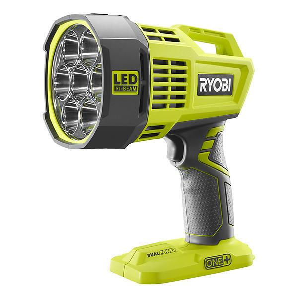 Ryobi R18SPL-0 LED-Strålkastare 18V *