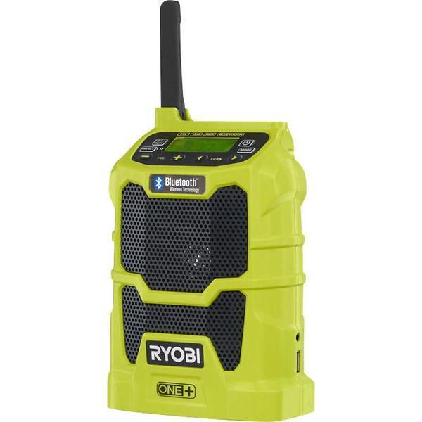 Ryobi R18R-0 Radio med Bluetooth® 18V