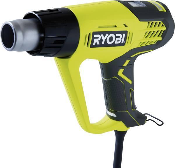 Ryobi EHG2020LCD Varmluftpistol med LCD-display 2000W
