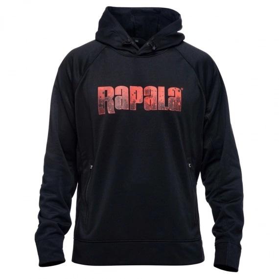 Rapala Hoodie Splash - Black