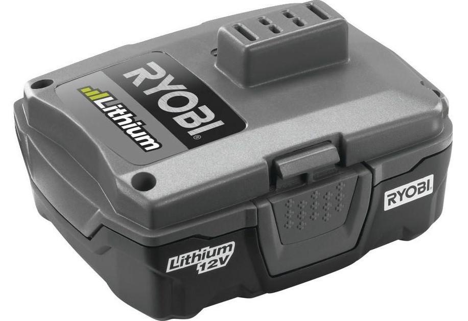 Ryobi RB12L13 12V Lithium+ batteri 1,3 AH *