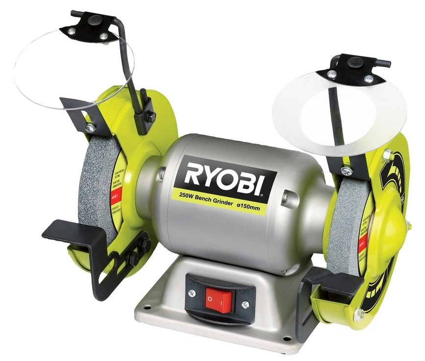 Ryobi RBG6G1 Bänkslipmaskin 250W