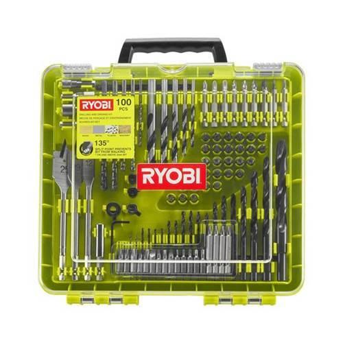 Ryobi RAKD141 Bitssats 141 delar