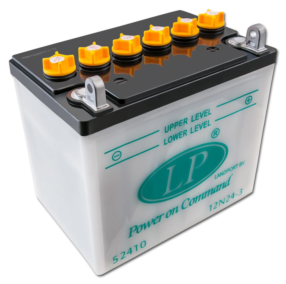 ARNOLD Batteri 12N24-3 12V 24A *