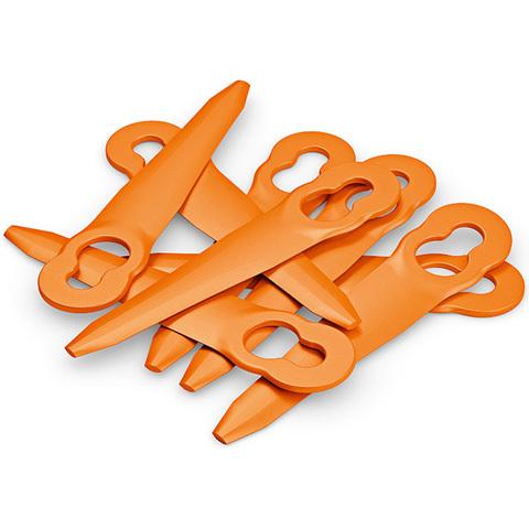 Plastknivar till Stihl Grästrimmer PolyCut 2-2 *