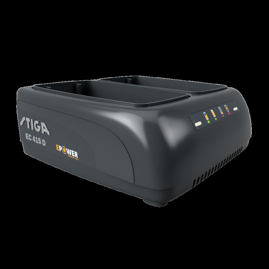 Stiga EC 415 D Batteriladdare