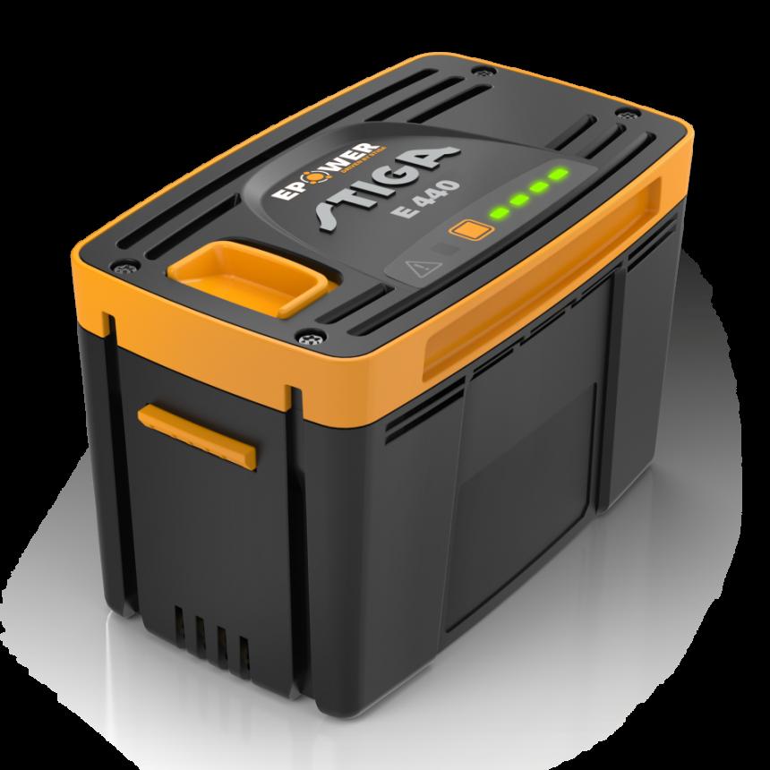 Stiga E 440 Batteri