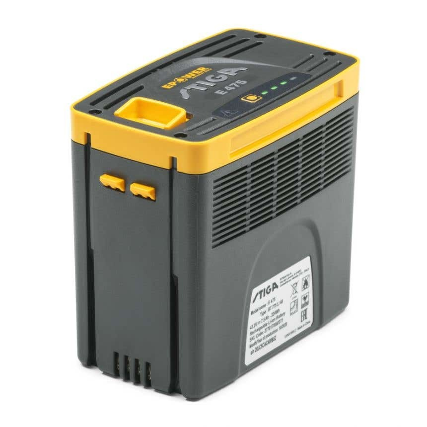 Stiga E 475 Batteri