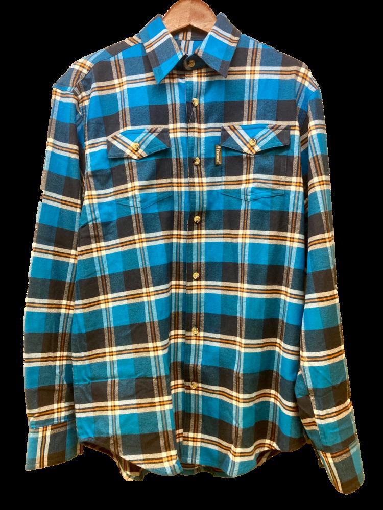 Flanellskjorta Jaktia Edition Pinewood - Färg 1