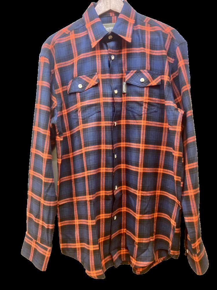 Flanellskjorta Jaktia Edition Pinewood - Färg 4