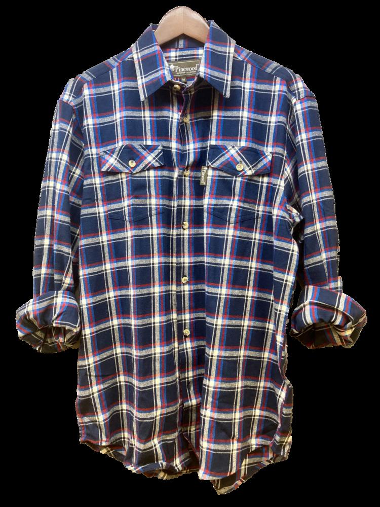 Flanellskjorta Jaktia Edition Pinewood - Färg 5
