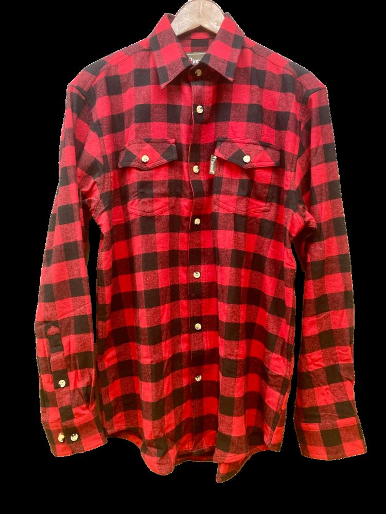 Flanellskjorta Jaktia Edition Pinewood - Färg 7