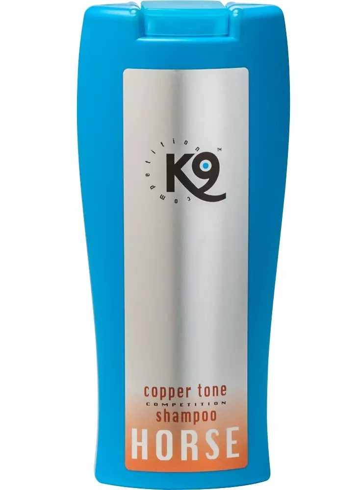 Hästschampo Copper Tone K9