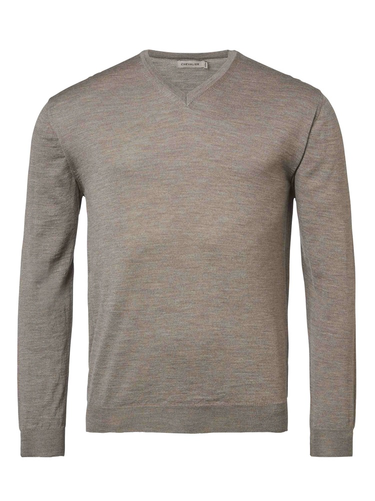 Aston Pullover Chevalier - Taupe