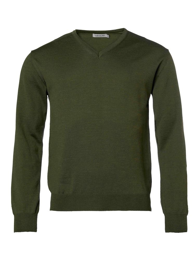 Aston Pullover Chevalier - Green Pine