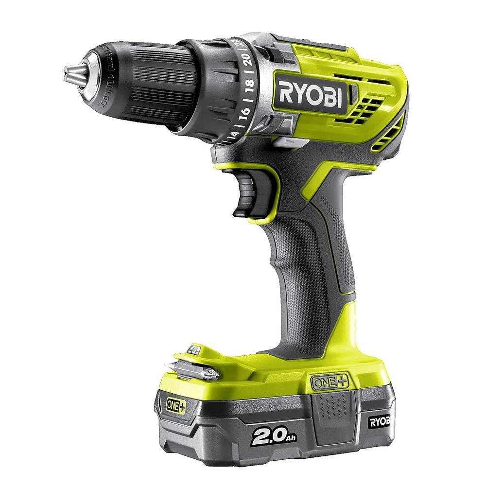 Ryobi R18DD3-120S Skruvdragare
