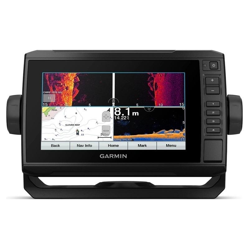 Garmin Echomap UHD 72sv med givare GT56