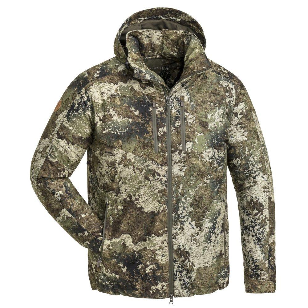 Furudal/Retriever Active Camou Jaktjacka Pinewood - Kamouflage *