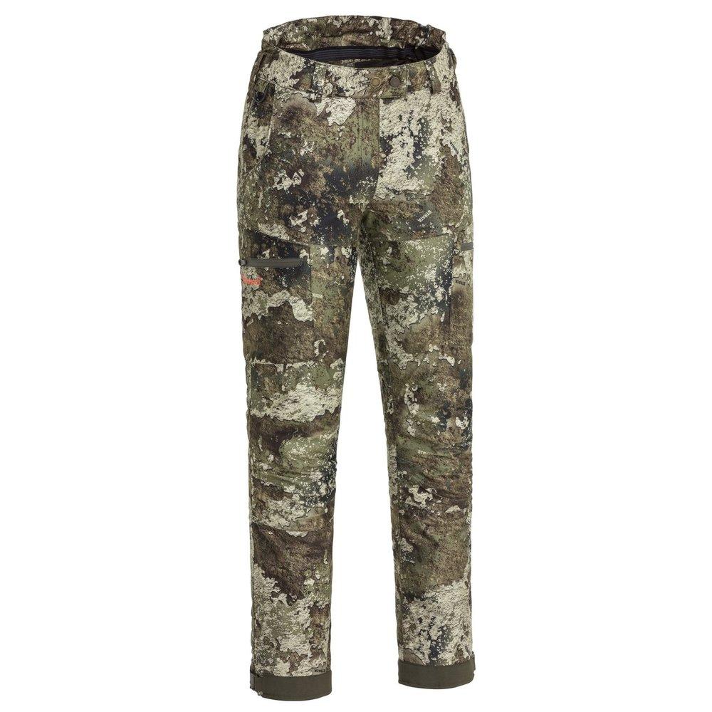 Furudal/Retriever Active Camou Jaktbyxa Dam Pinewood - Kamouflage *