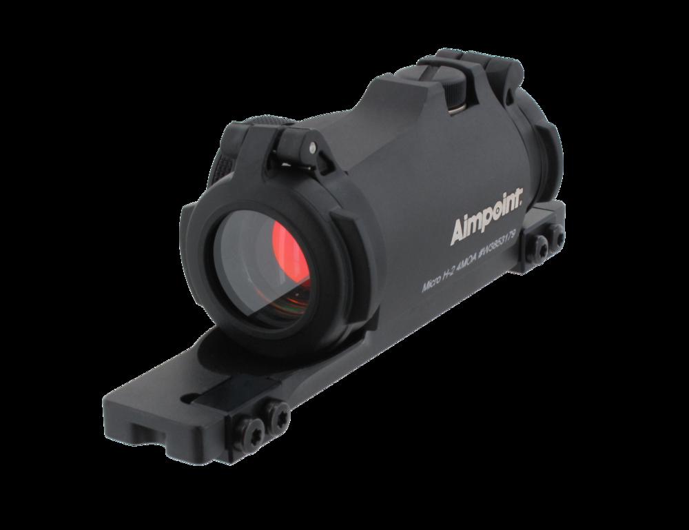 Aimpoint Micro H-2 2MOA Med Fäste För Halvautomatiska gevär med Dovetail spår *