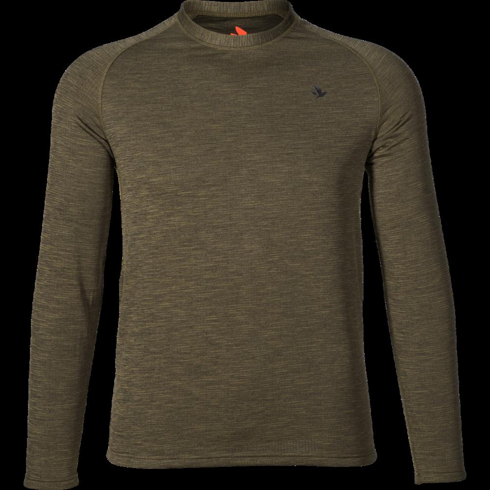 Active L/S t-shirt Härkila - Pine Green