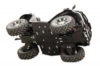 Hasplåt CF Moto C FORCE - Plast