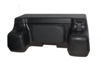 Black Wolf Rear Box ATV