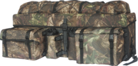 Black Wolf Cargo Bag ATV - Camo