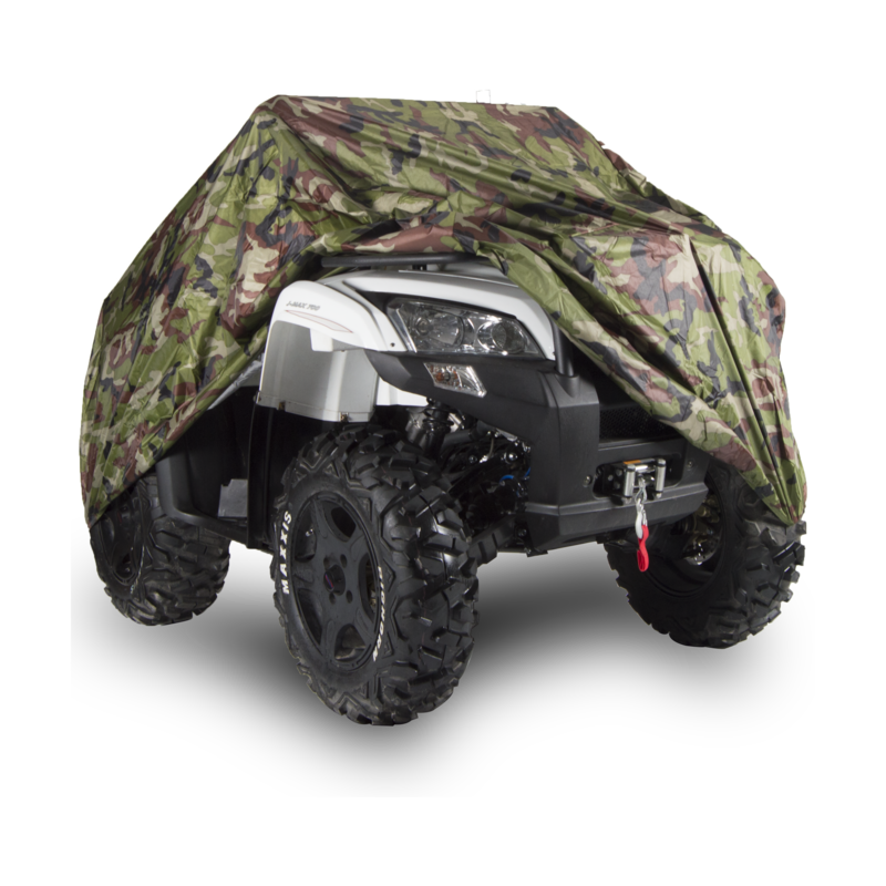 Black Wolf Kapell XL ATV - Camo