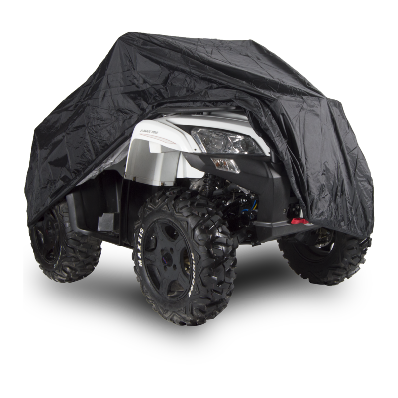 Black Wolf Kapell XL ATV - Black
