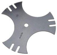 Kniv till kantskärare 23 cm 3-sidig