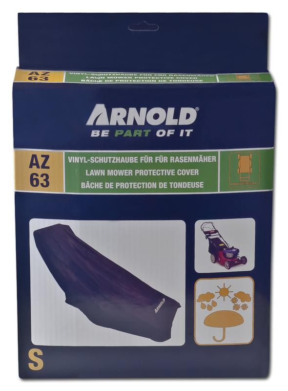 Skyddsöverdrag i vinyl för gräsklippare Arnold