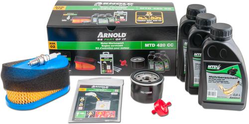 Servicesats MTD-motor 420cc