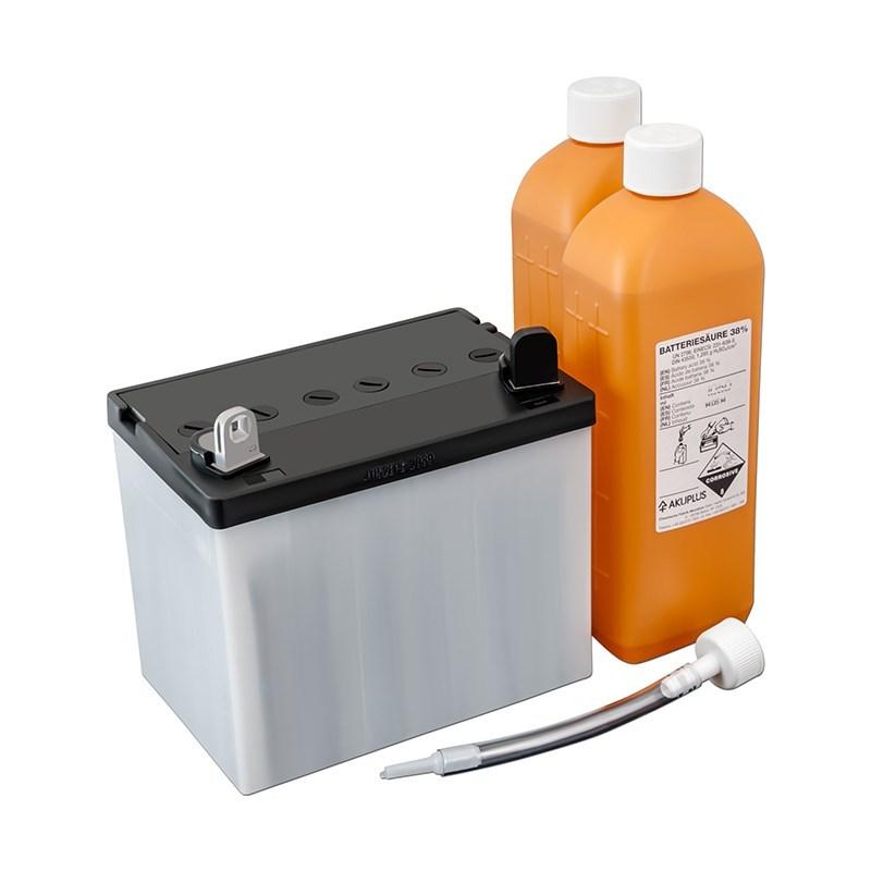 Batteri Arnold 12V-16A