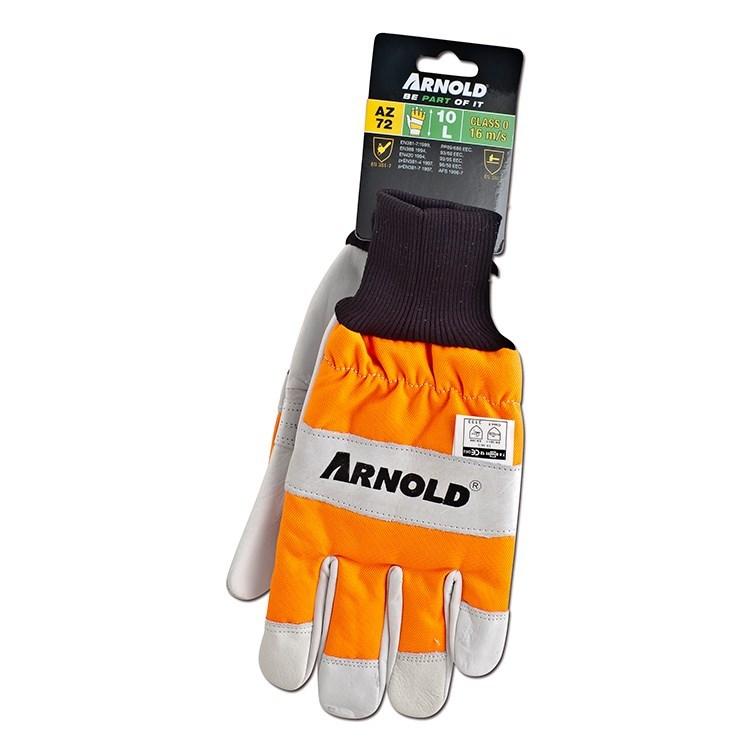 Handske Arnold med sågskydd *