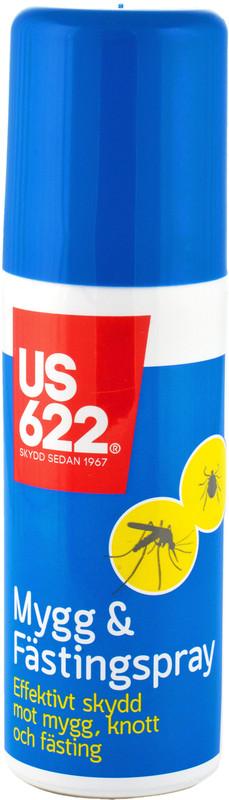 Mygg & Fästingspray US 622
