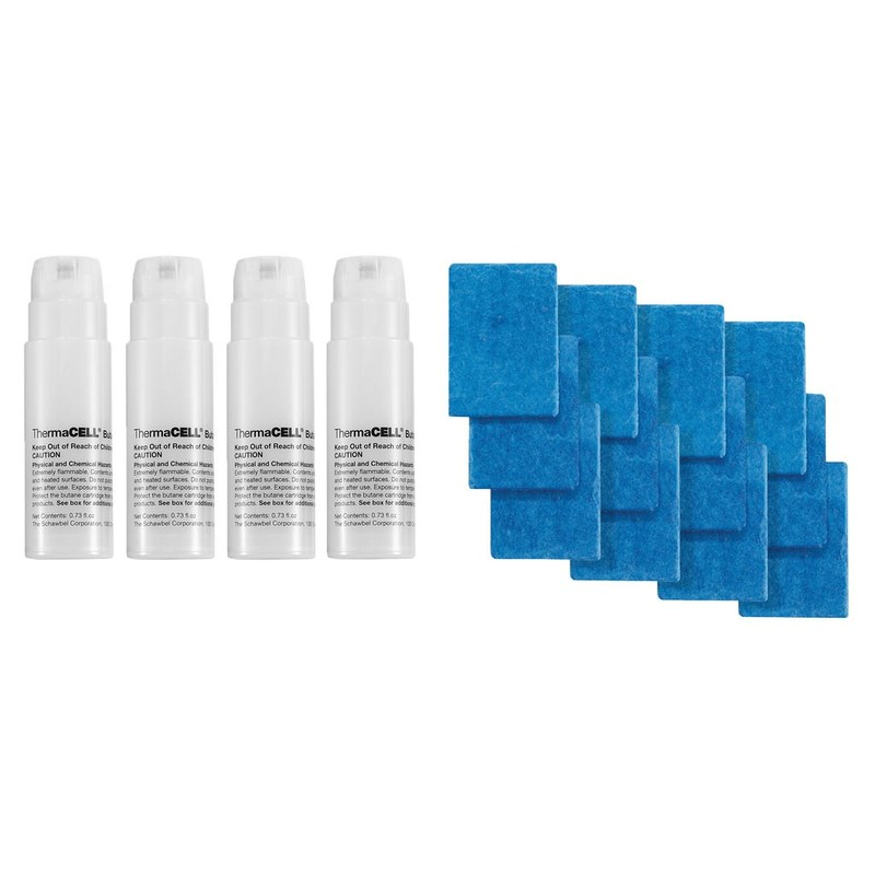 Refill 4-pack Thermacell Myggskydd