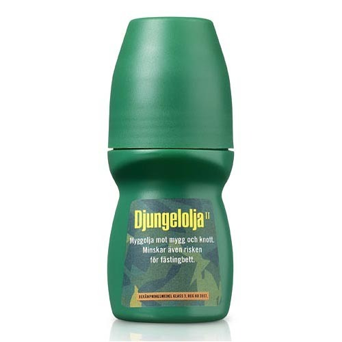 Djungelolja Roll On Cederroth 60 ml