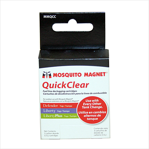 Mosquito Magnet Rengöringspatroner 3-pack
