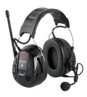 Peltor WS Alert XP Hörselskydd Bluetooth Hjässbygel