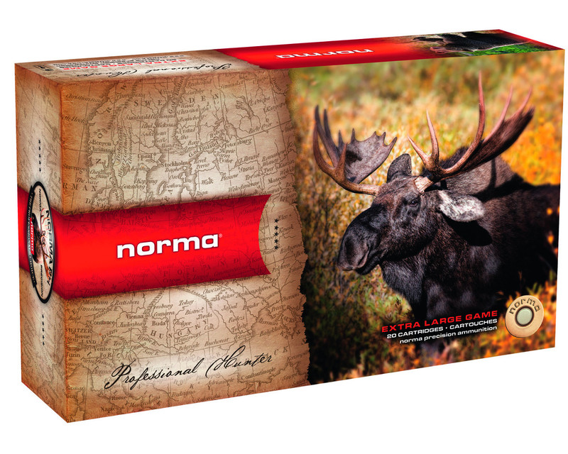 Norma 9.3 x 62 18.5G Oryx (19313)