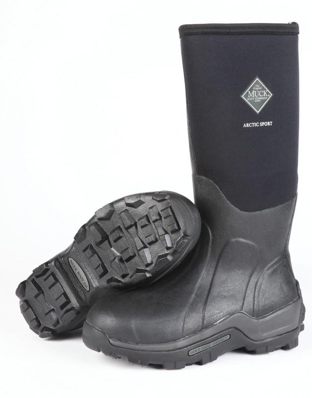 Muck Boot Arctic Sport Stövel - Hög