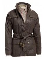 Oiler Quilt Lady Coat Chevalier