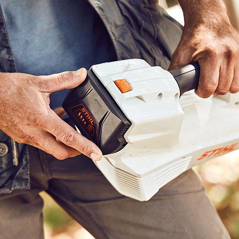 Stihl BGA 56 Compact-line Batterilövblås