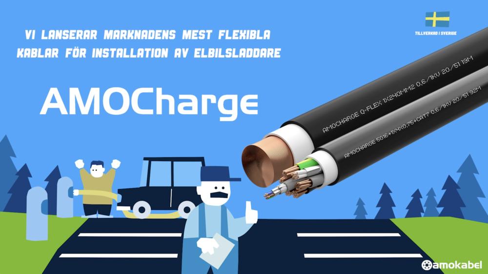 Vi lanserar AMOCharge!