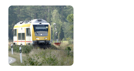 Krösatåg dieselfordon