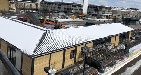 Växjö stationsområde