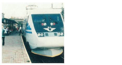 Tåg - Kust till kust 1993